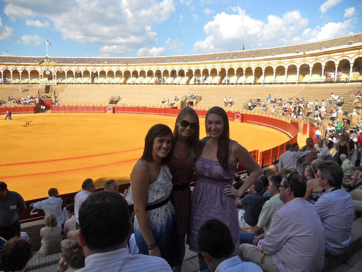 bull ring sevilla