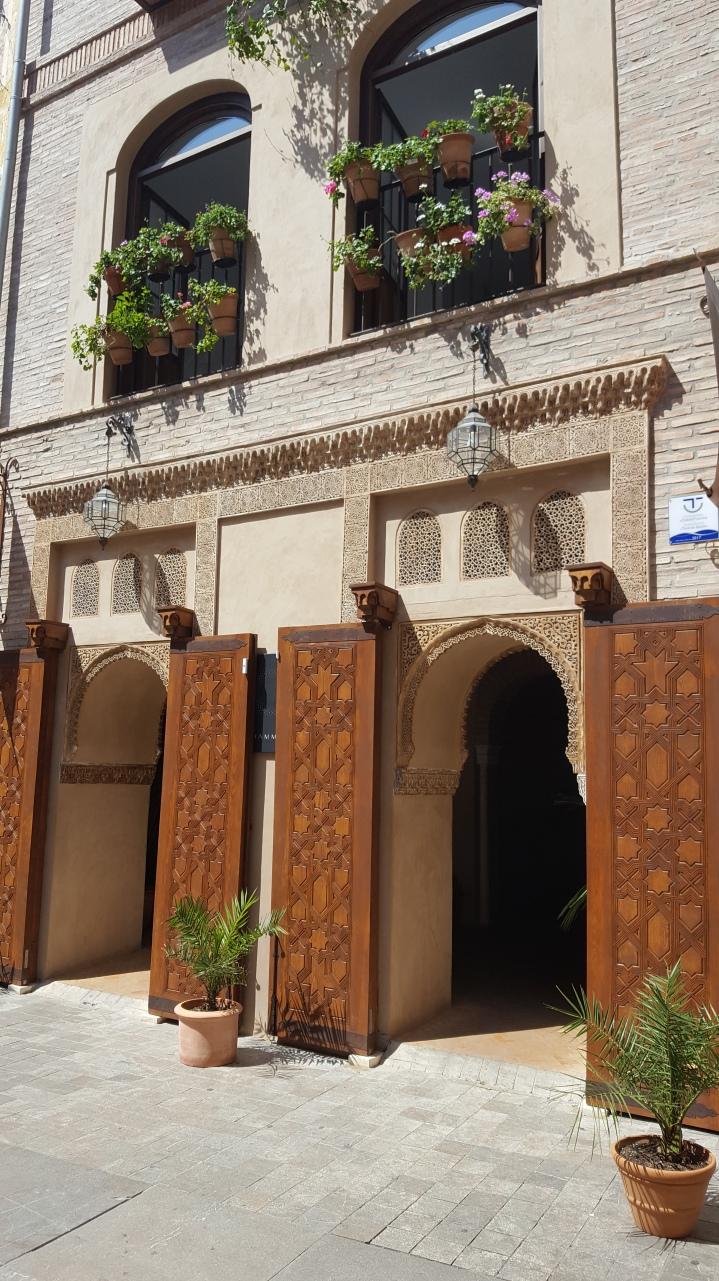 hammam entrance