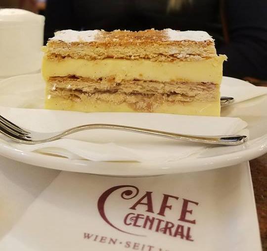 cafe central torte